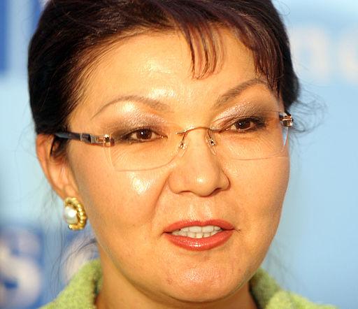 Deputy Prime Minister Dariga Nazarbayeva