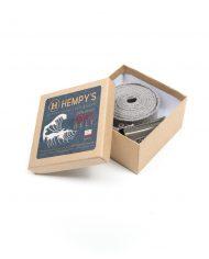 Hempy_s Banzi Belt-Ash Gray