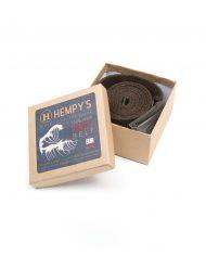 Hempy_s Banzi Belt-Brown