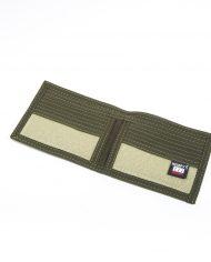 Hempy_s Slim Line Wallet Green-Inside