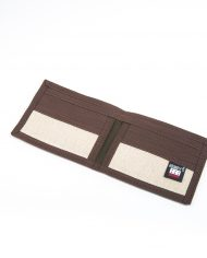 Hempy_s Slim Line Wallet Natural-Inside