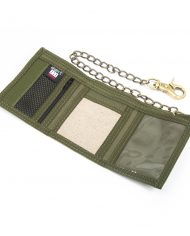 Hempy_s Tri-fold Chain Wallet-Natural Inside