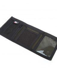 Hempy_s Tri-fold Wallet-Black Inside