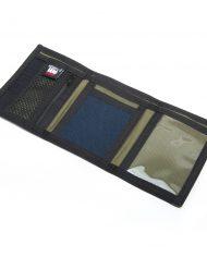 Hempy_s Tri-fold Wallet-Blue Inside