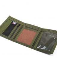 Hempy_s Tri-fold Wallet-Brown Inside