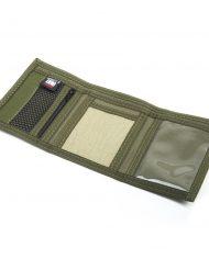 Hempy_s Tri-fold Wallet-Green Inside