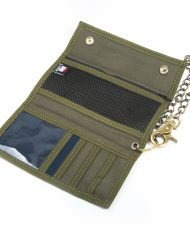 Hempy_s Trucker Chain Wallet-Blue Inside