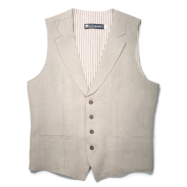 Hemp Festival Vest