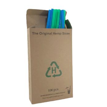 The Original Hemp Straw