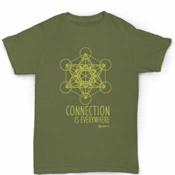 Hemp T Shirt - HEMPY'S Metatron