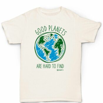 Hemp T Shirt HEMPY'S Good Planets (XS only!)