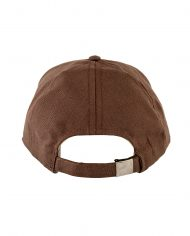 Vintage Baseball Cap_Brown_Back3