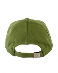 Vintage Baseball Cap_Green_Back3