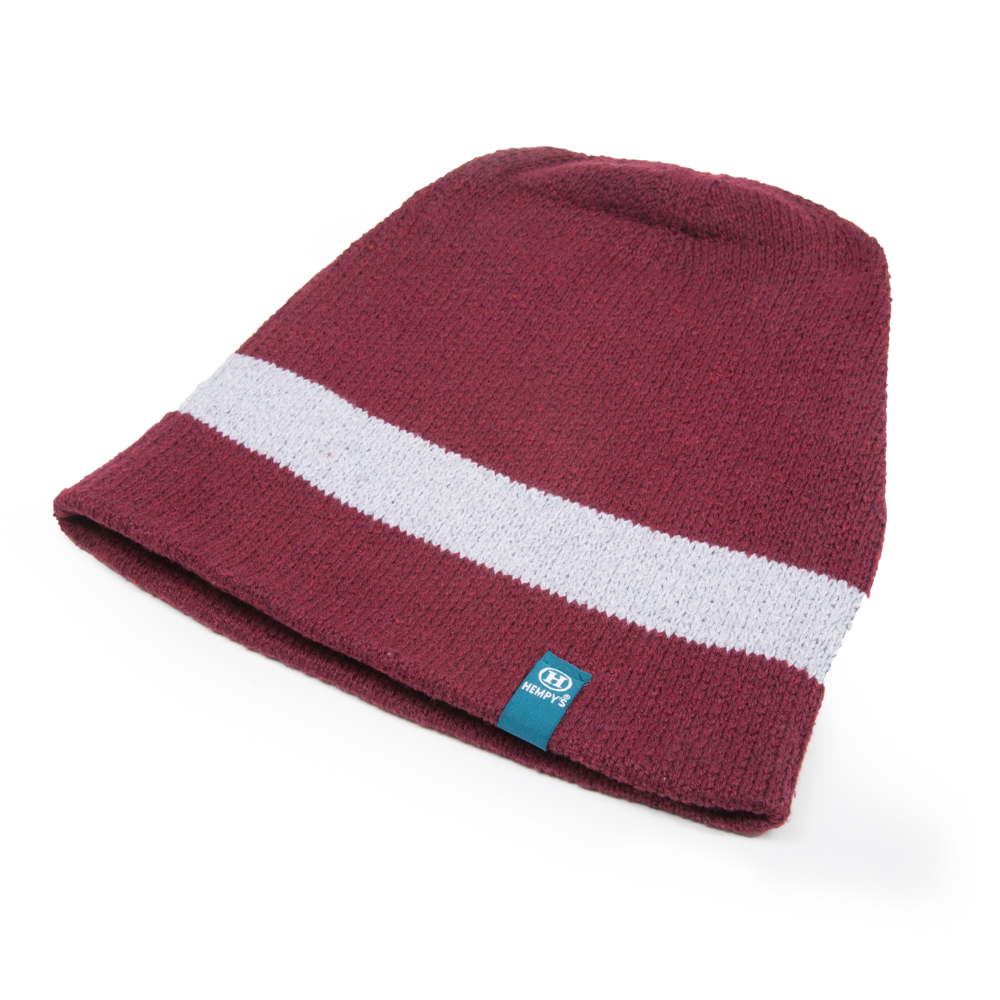 Hemp Kona Super Slouch Beanie Berry
