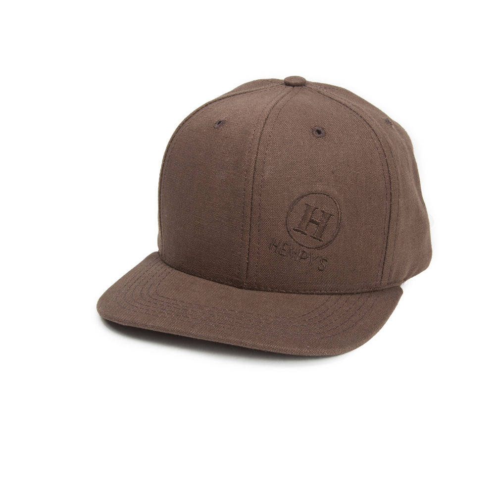 Hemp Baseball Cap Brown - HEMPY S Quality Hemp Goods c01936b872a