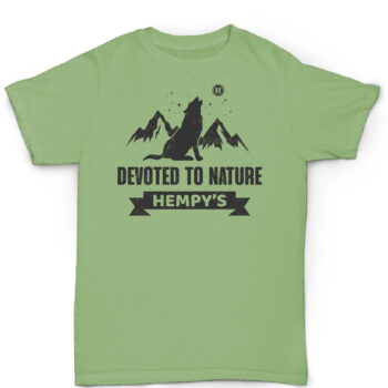 Devoted to Nature Wolf Green