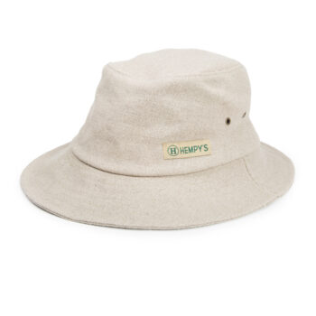 Hemp Dockside Lounger Sun Hat Natural ADULT