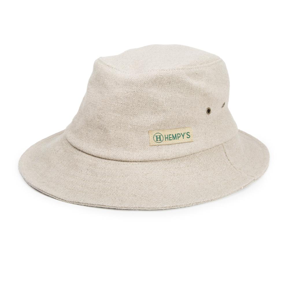 Hemp Dockside Lounger Sun Hat Natural ADULT