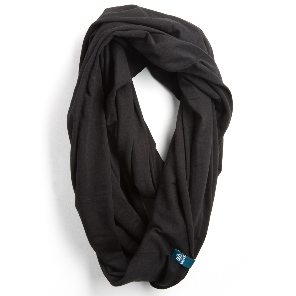 Bamboo Organic Cotton Infinity Scarf