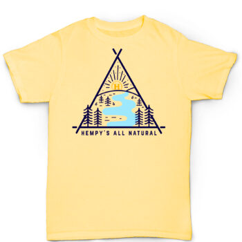 Camp Shirt Yellow