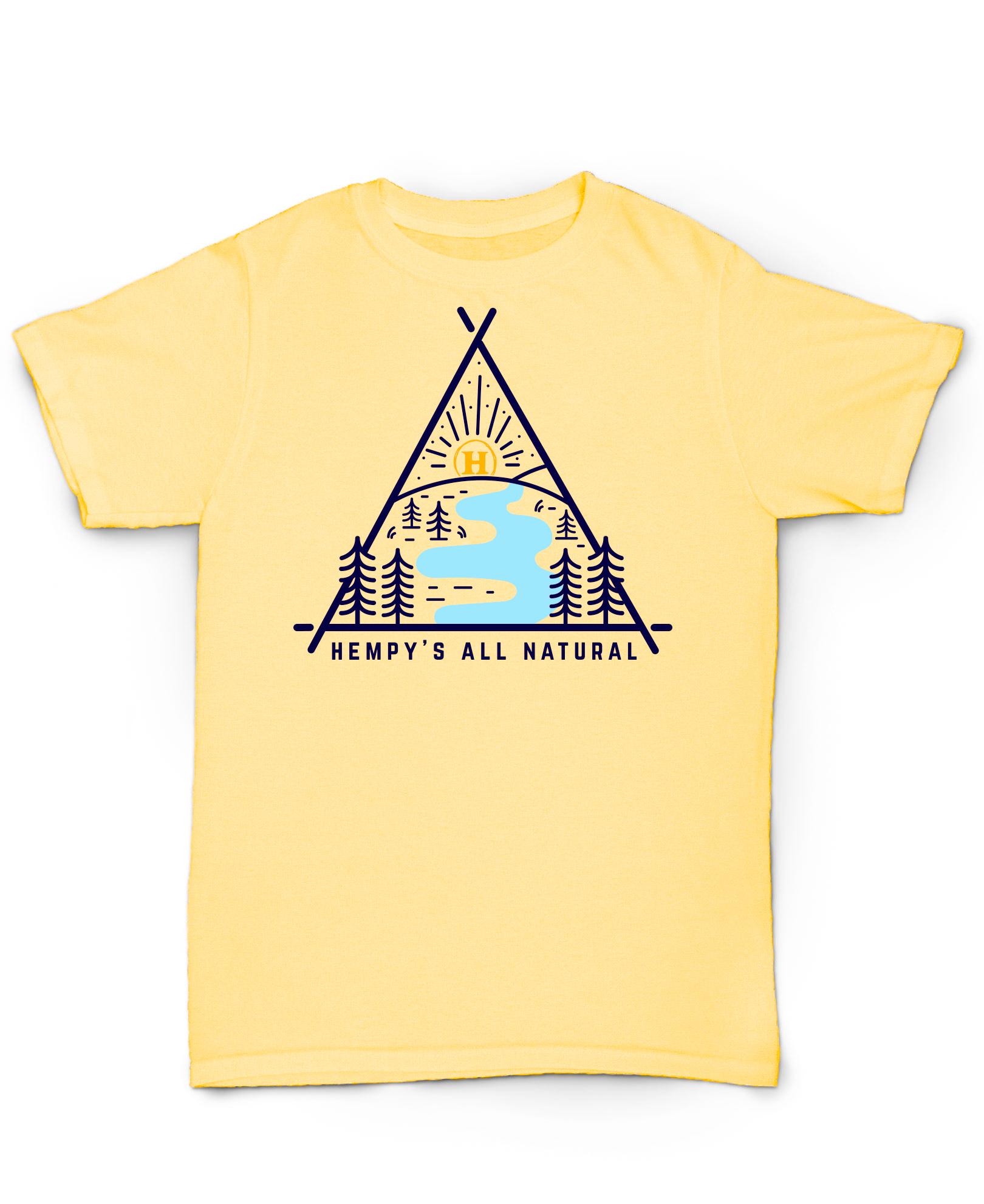 Camp Shirt Yellow