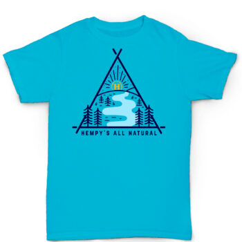 Camp Shirt Blue