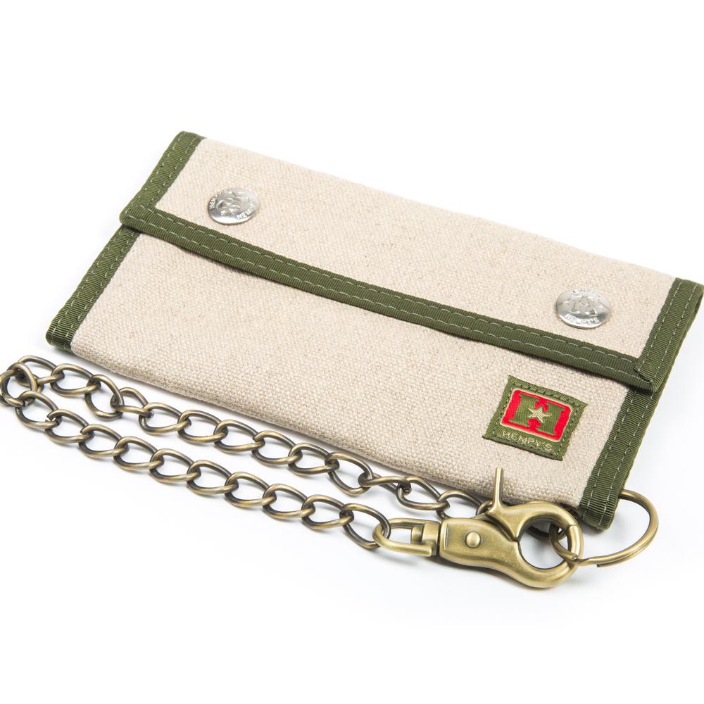 Hemp Trucker Chain Wallet