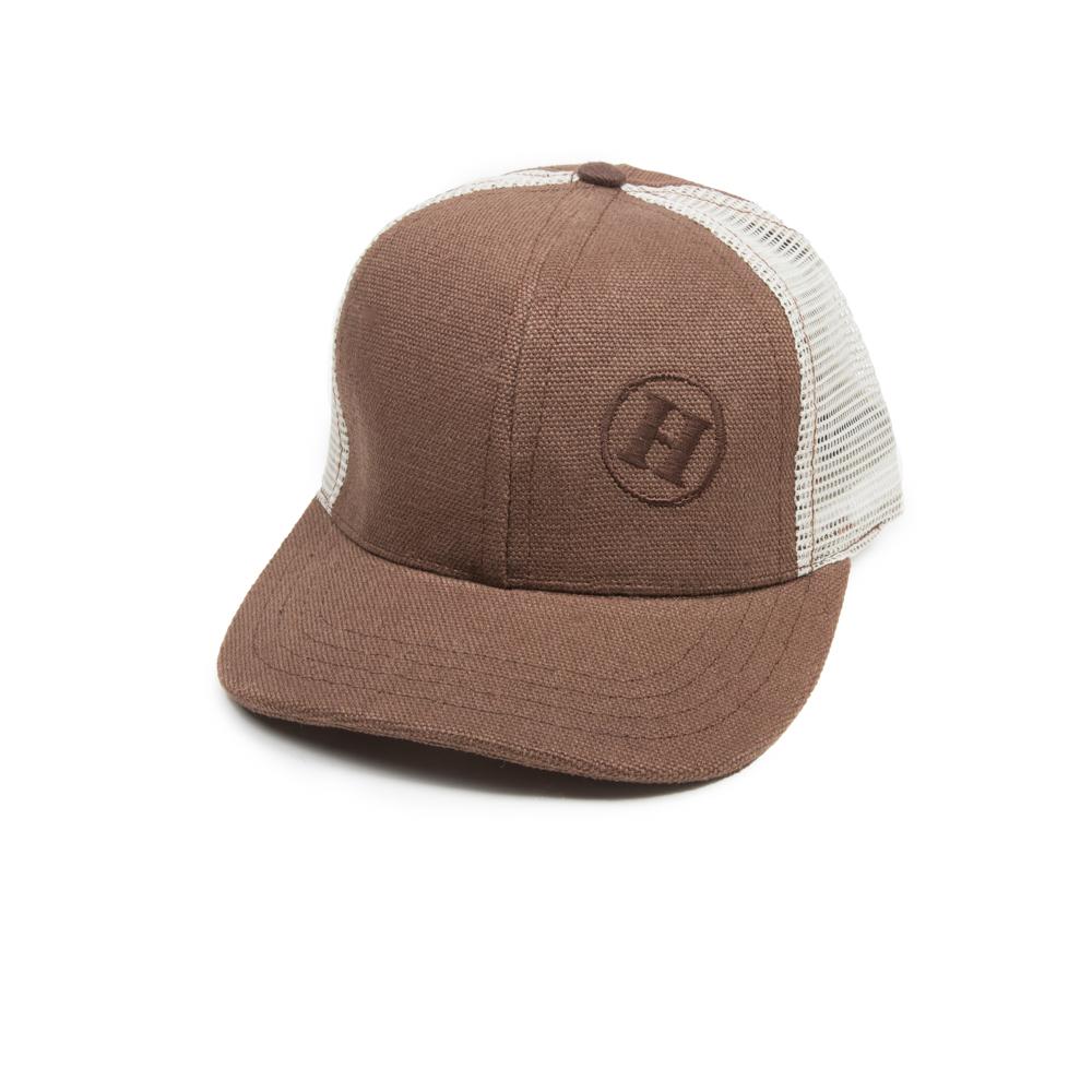 2cf66b4bc42 Hemp Trucker Hat by HEMPY S